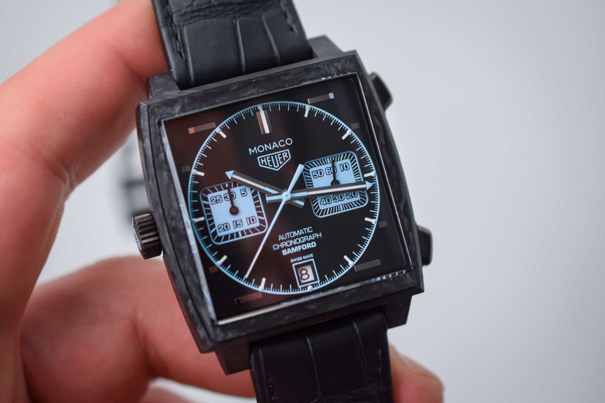 Aaa Tag Heuer Unveils The Carbon Monaco Replica 2018 Best
