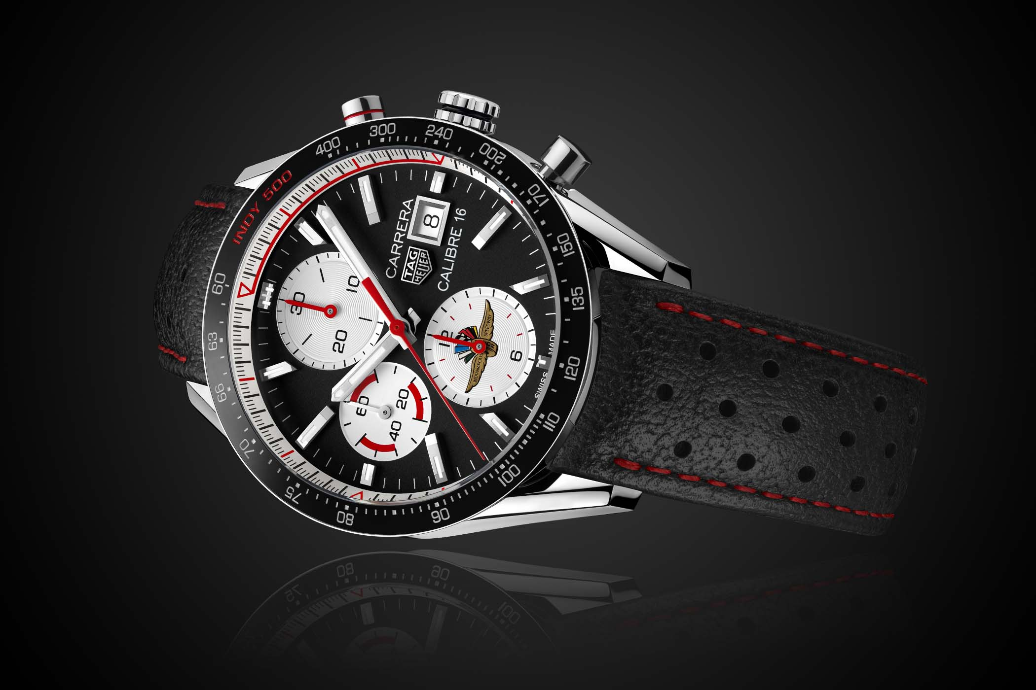 Best Replica Tag Heuer Carrera Indy 500 Special Edition