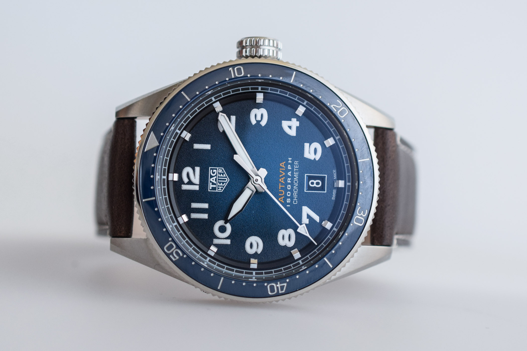 Best Tag Heuer Autavia Replica Isograph Chronometer