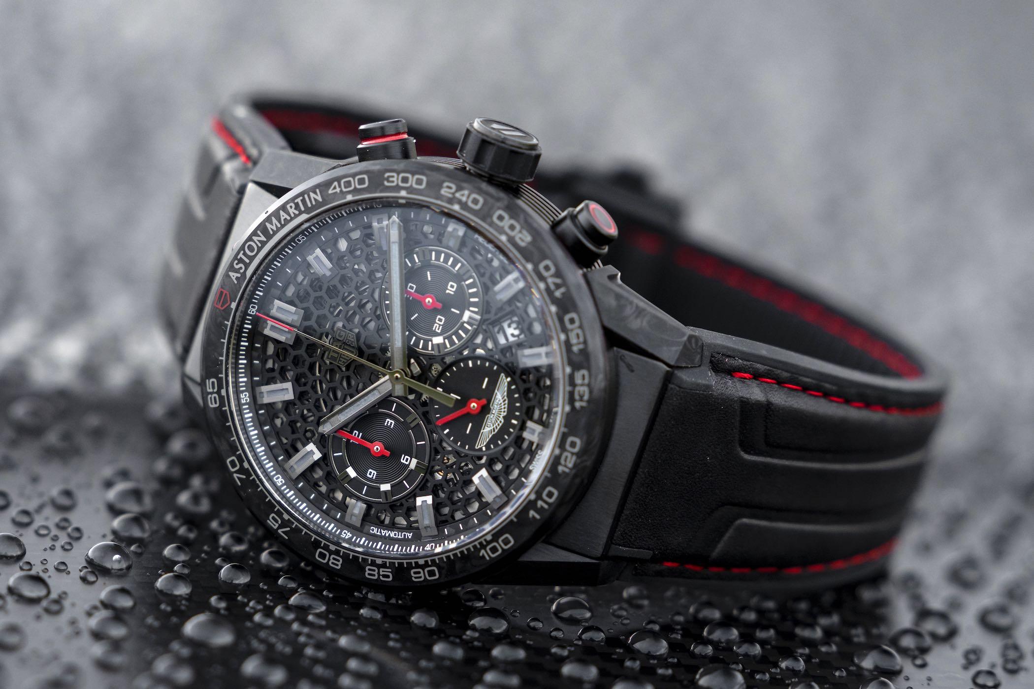 Best TAG Heuer Carrera Calibre Heuer 02 Replica Watches Online