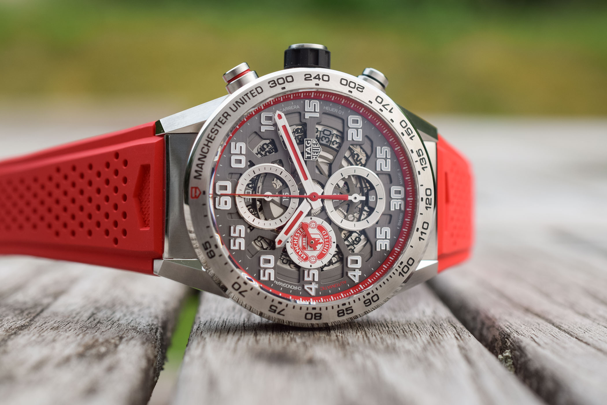 The new Replica TAG Heuer Carrera Heuer 01 Special Edition