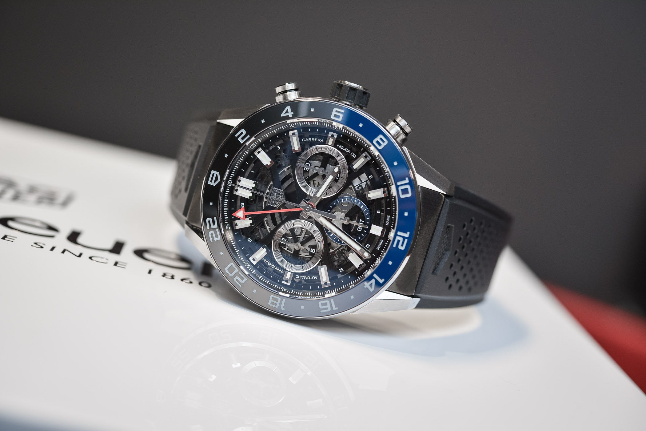TAG Heuer Carrera Heuer 02 GMT Chronograph Best Sell