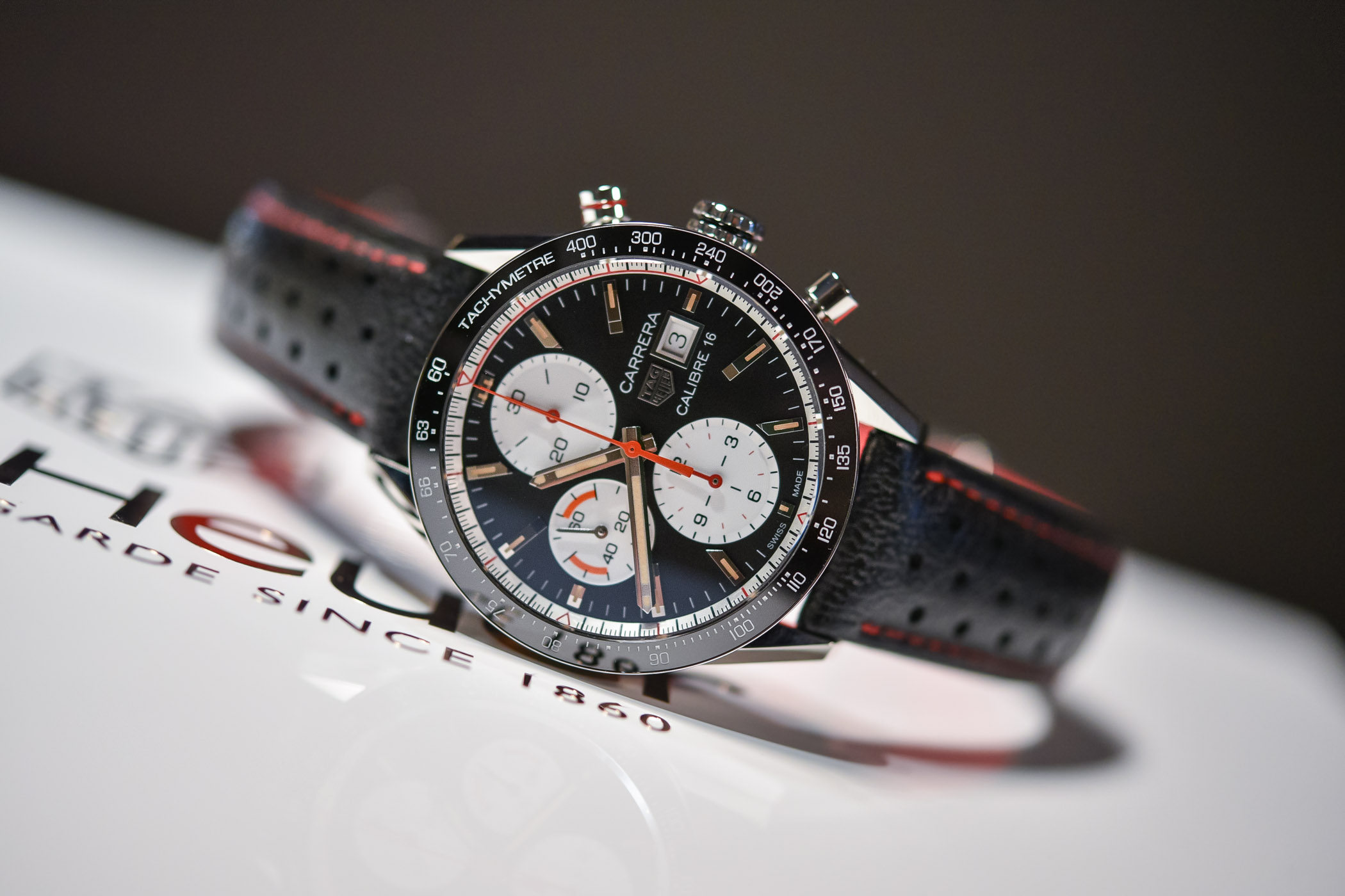 The Most Successful TAG Heuer Carrera Calibre 16 Chronograph