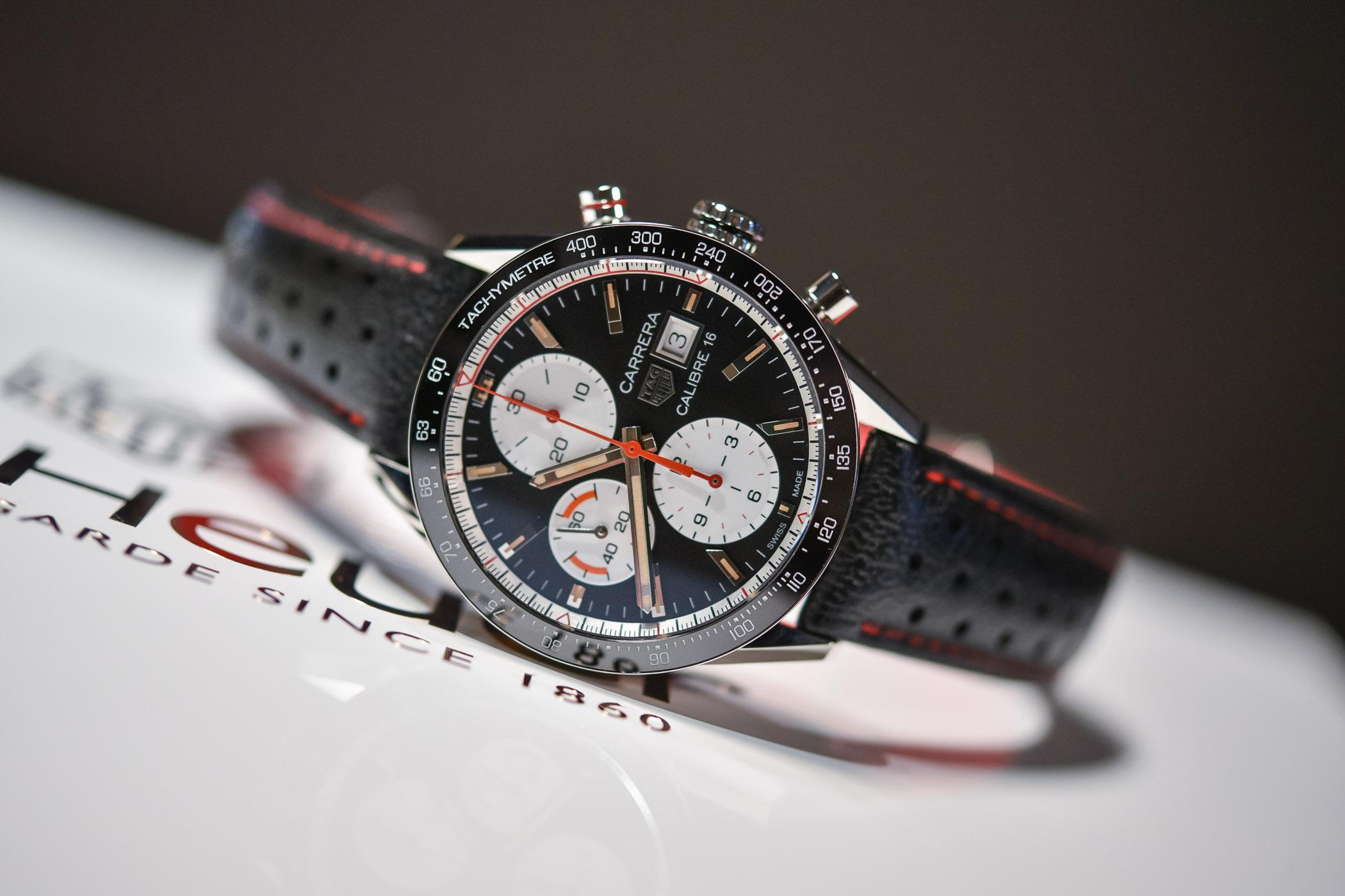 The Most Successful TAG Heuer Carrera Calibre 16 Chronograph