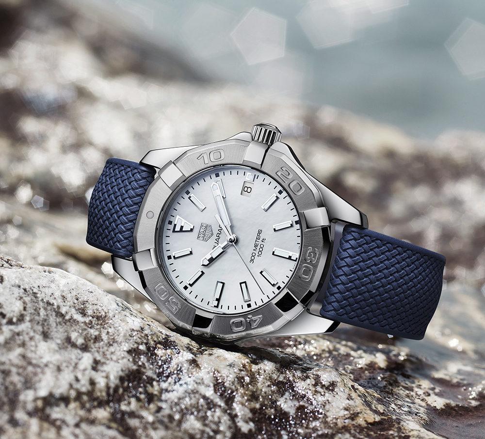 Three New Women's Aquaracer Replica Watches