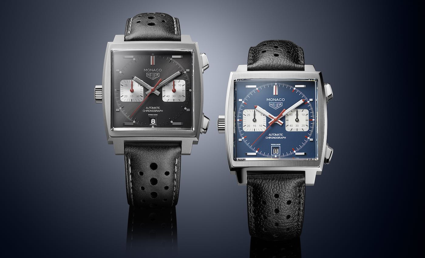 TAG Heuer Monaco 2009–2019 Fake Watch
