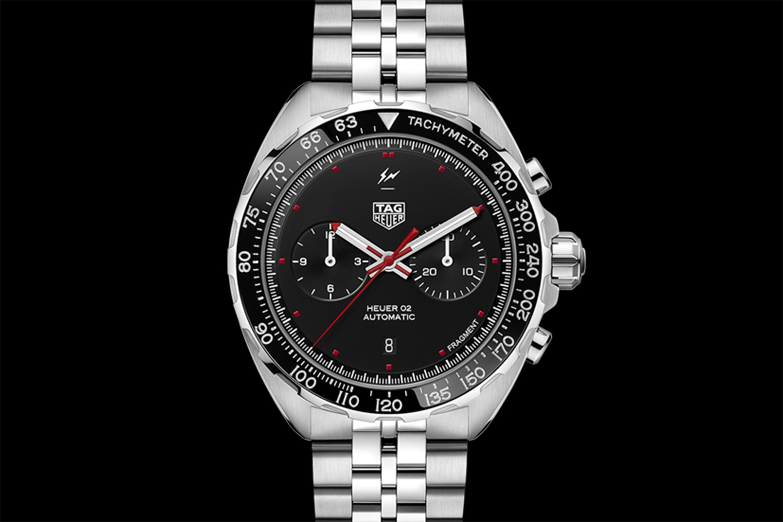 TAG Heuer Replica Introduces Calibre Heuer 02 Chronograph