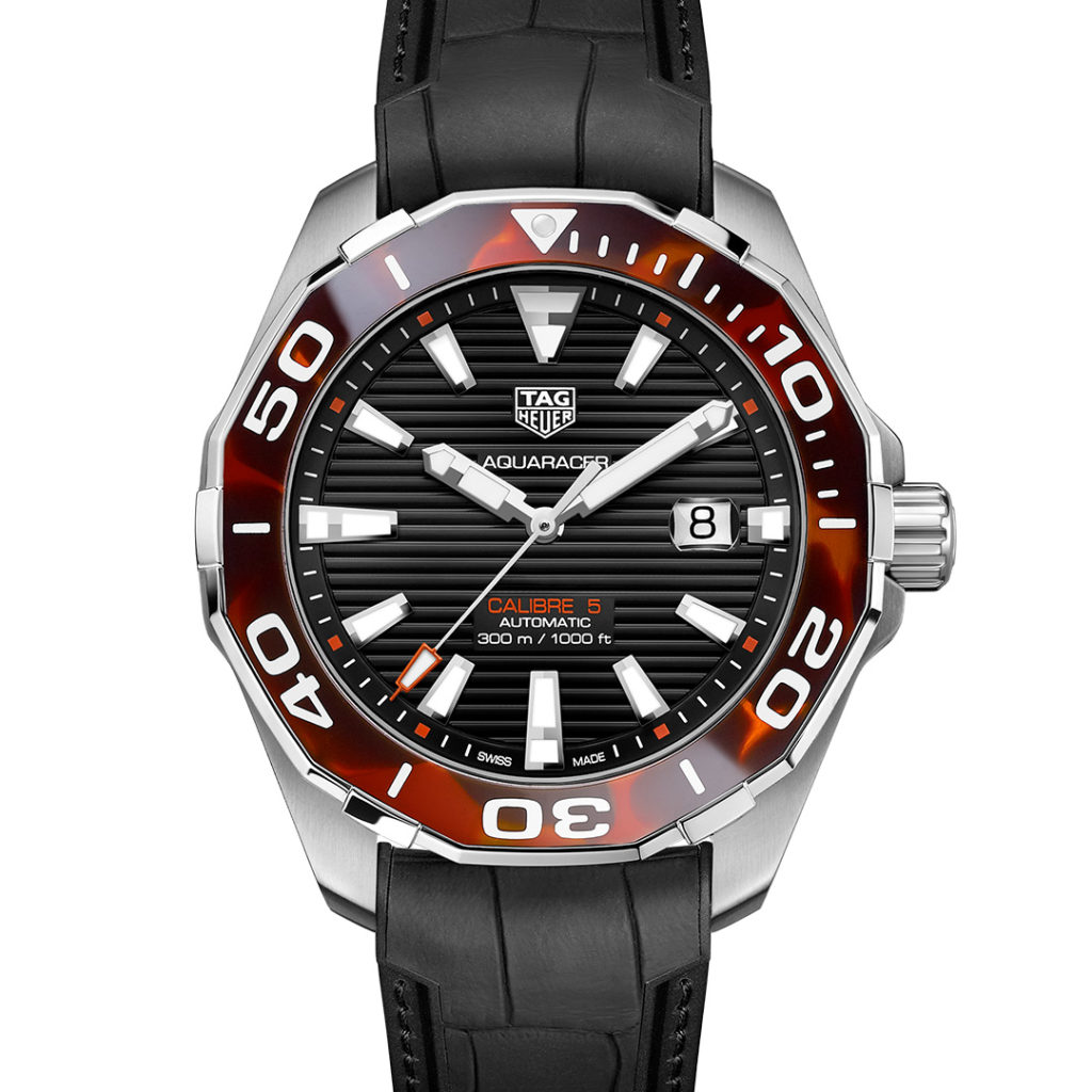 TAG Heuer Dives Into Summer with Three New Aquaracer Replica Watches