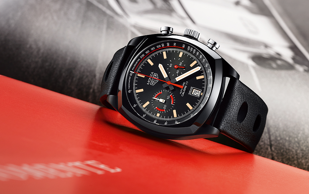 The Replica TAG Heuer Monza Calibre 17