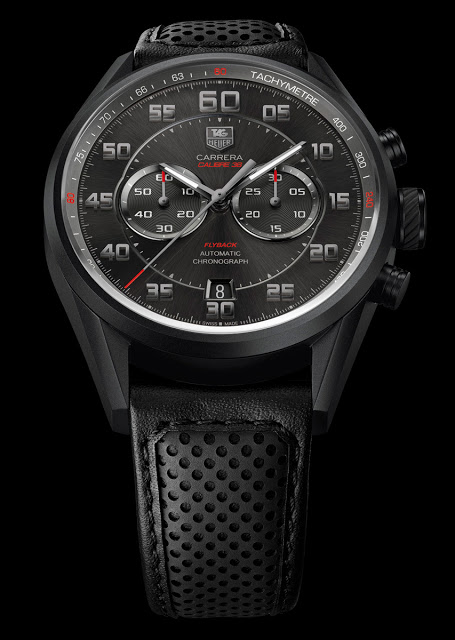 TAG Heuer Carrera Calibre 36 Replica Chronograph
