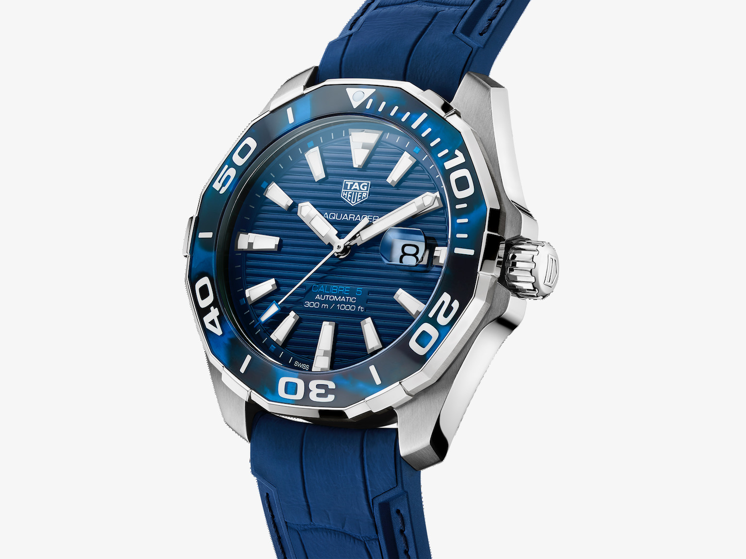 TAG Heuer Aquaracer 300M Replica First Look