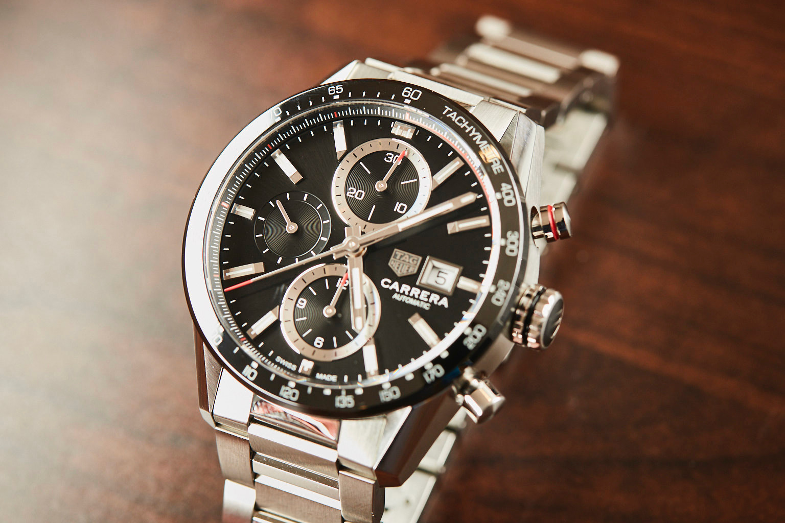 Best Tag Heuer Carrera Replica Calibre 16 Ceramic Bezel