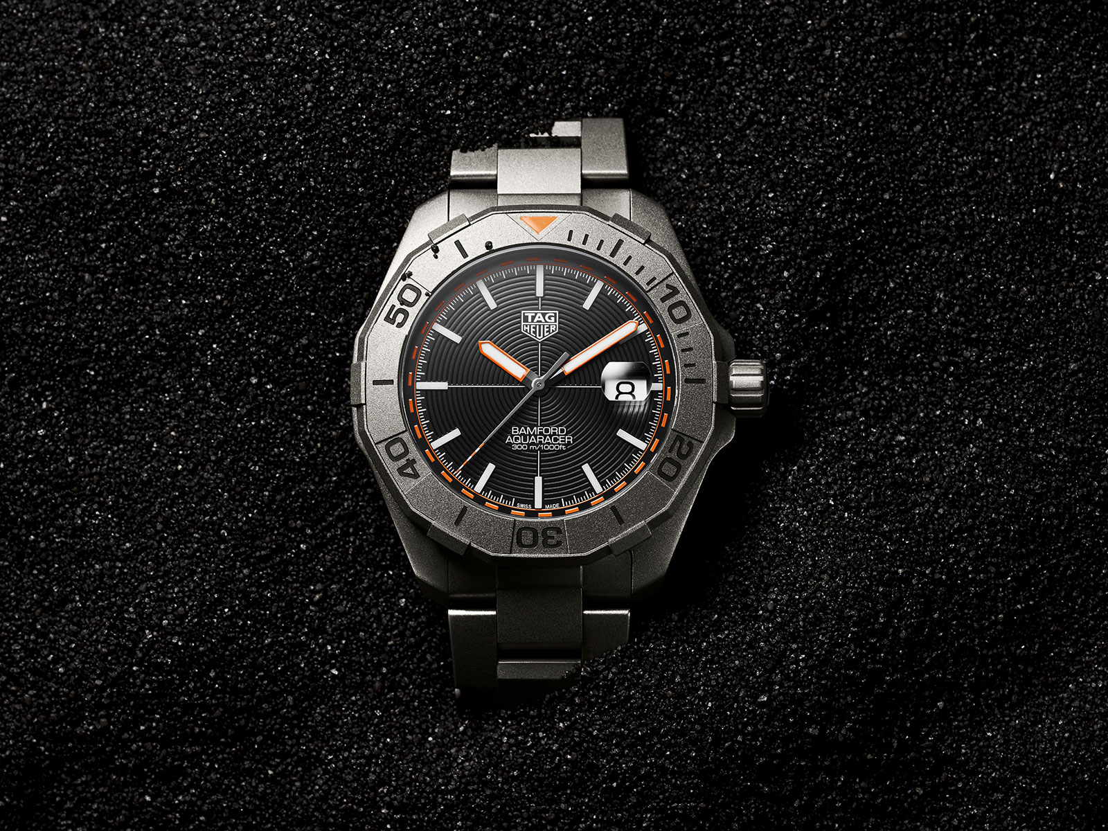 TAG Heuer Replica Introduces the Aquaracer Bamford