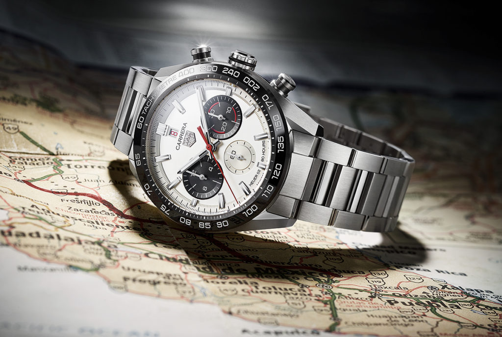 Replica TAG Heuer Carerra Sport Chronograph Special Edition