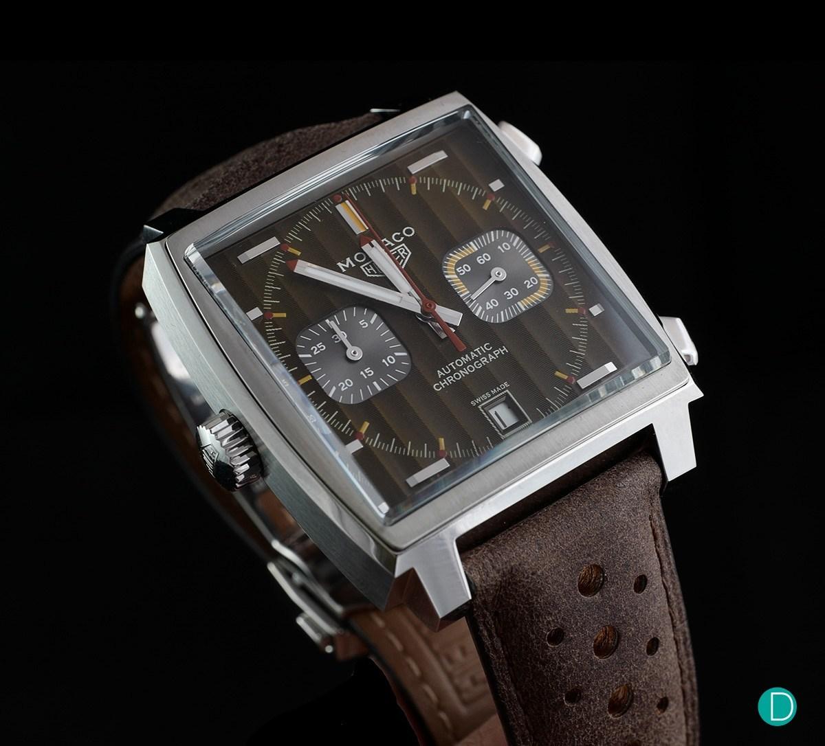 TAG Heuer Monaco Replica Edition Ref. CAW211V.FC6466