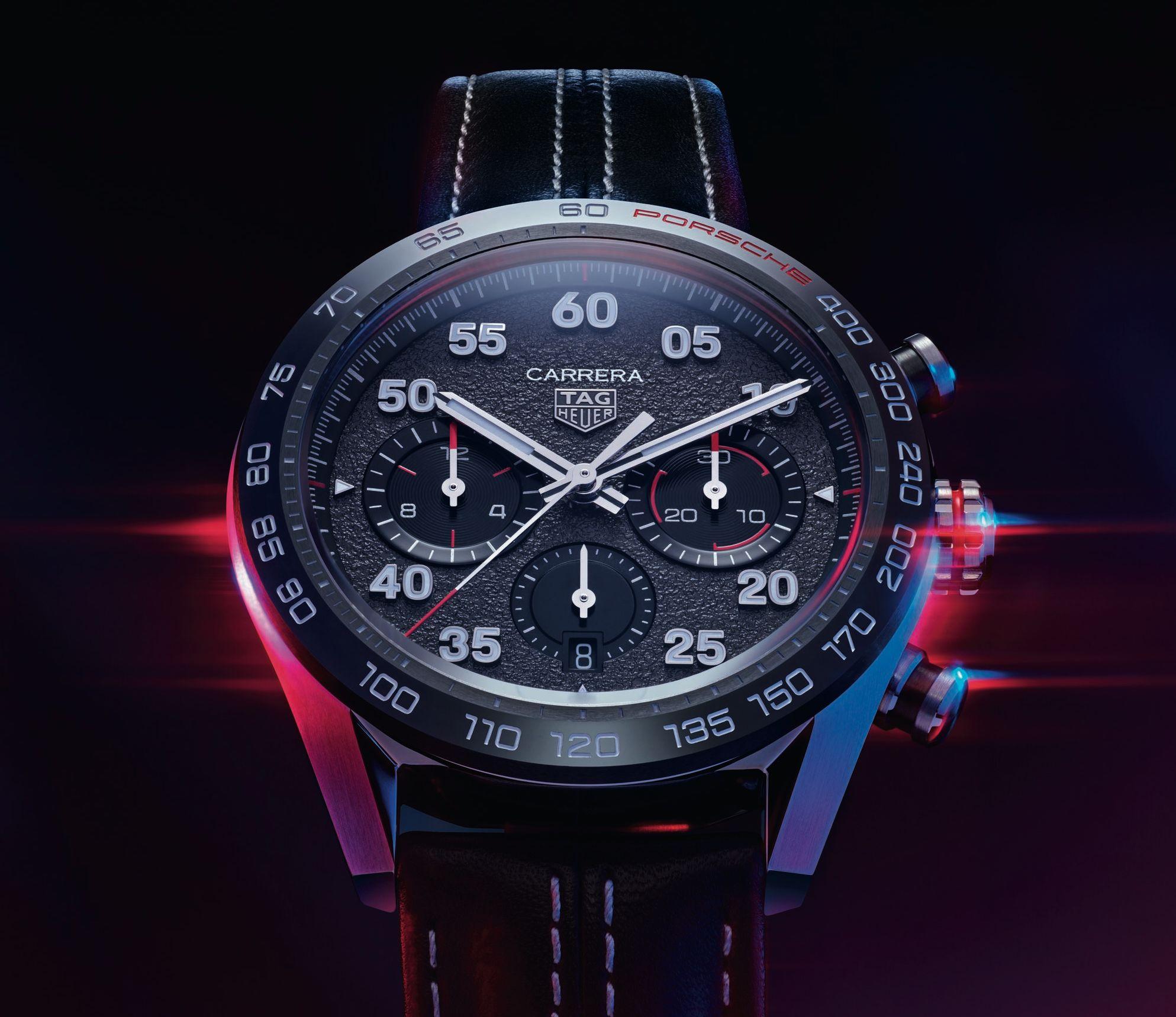TAG Heuer Carrera Porsche Chronograph Special Edition