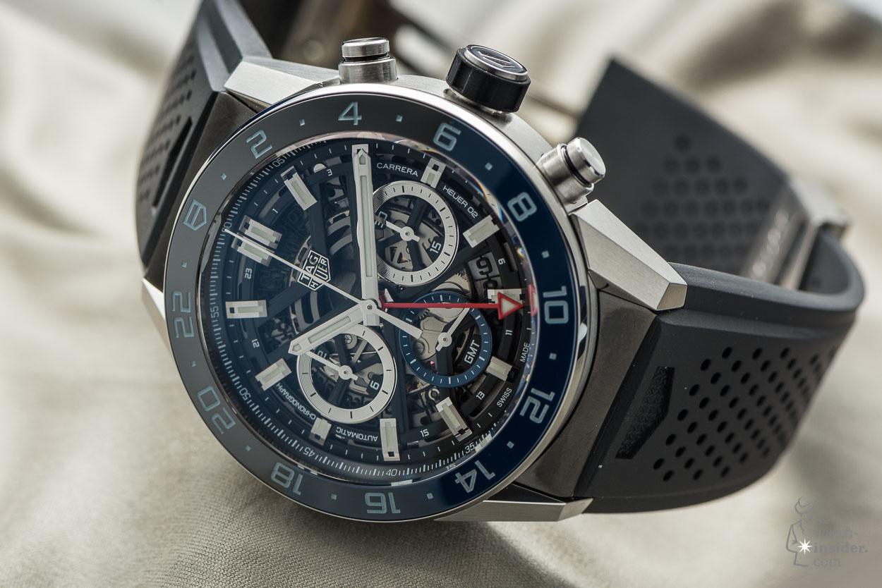 TAG Heuer Carrera Chronograph GMT Replica Online Sale