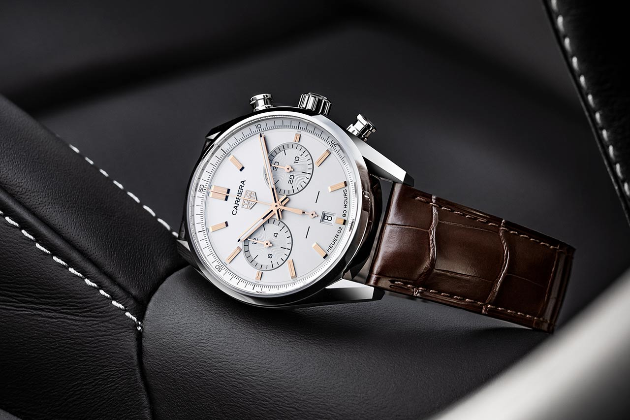TAG Heuer Carrera Chronograph 42mm 1:1 Replica Watches