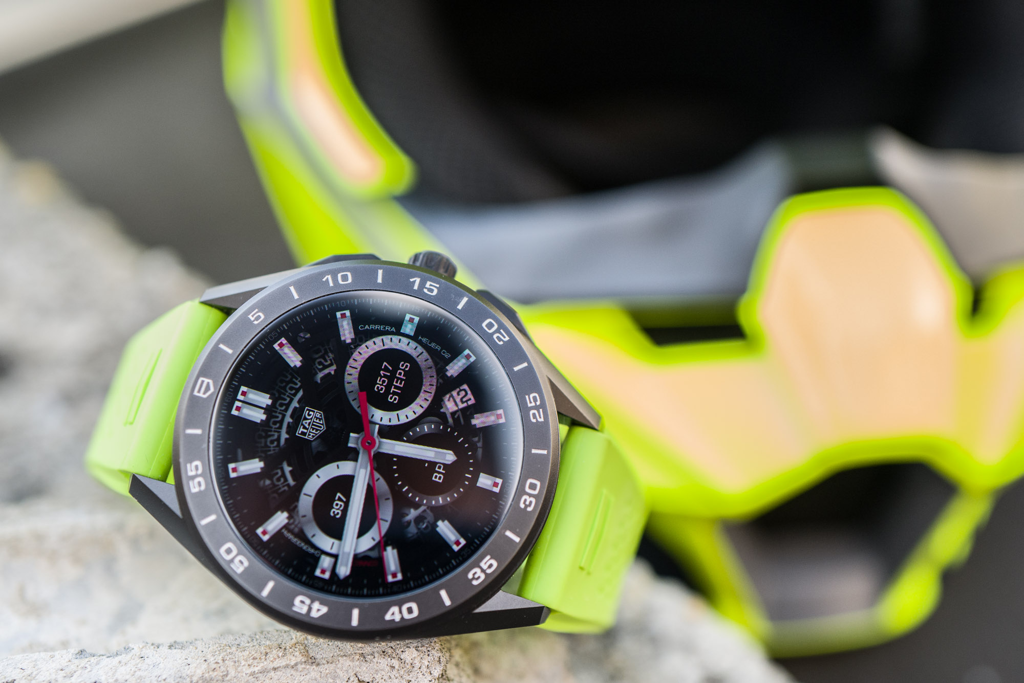 Expensive Replica TAG Heuer Connected Titanium Smartwatch For 2021