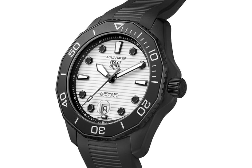 TAG Heuer Unveiled New Generation Of Its Aquaracer